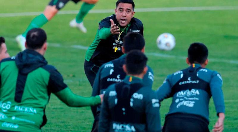 Ecuador-Bolivia, sin opción para el empate